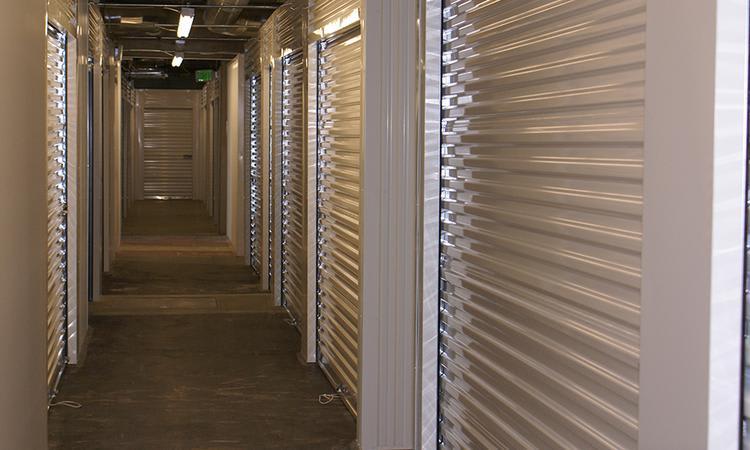 Units interior corridor at Towne Storage in Salt Lake City, UT