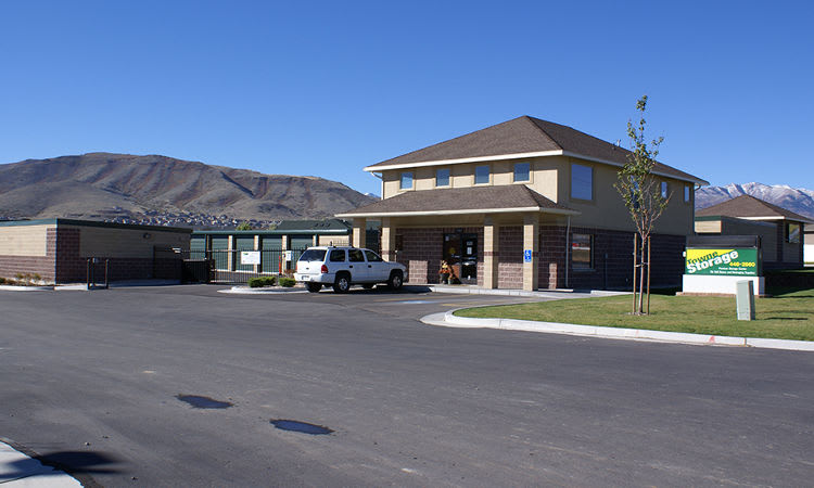 Self Storage Westside Riverton Utah In Salt Lake County