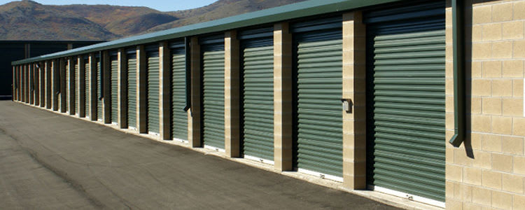 Well maintained units at Towne Storage in Riverton, Utah