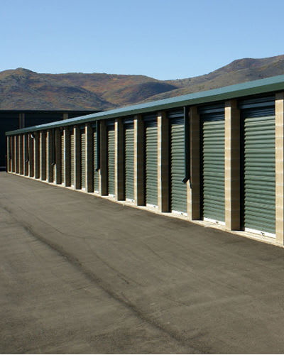 Self Storage In Westside Riverton Ut In Salt Lake County