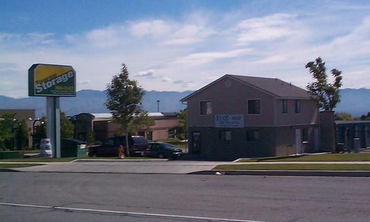 Our offices at Towne Storage in West Valley, UT