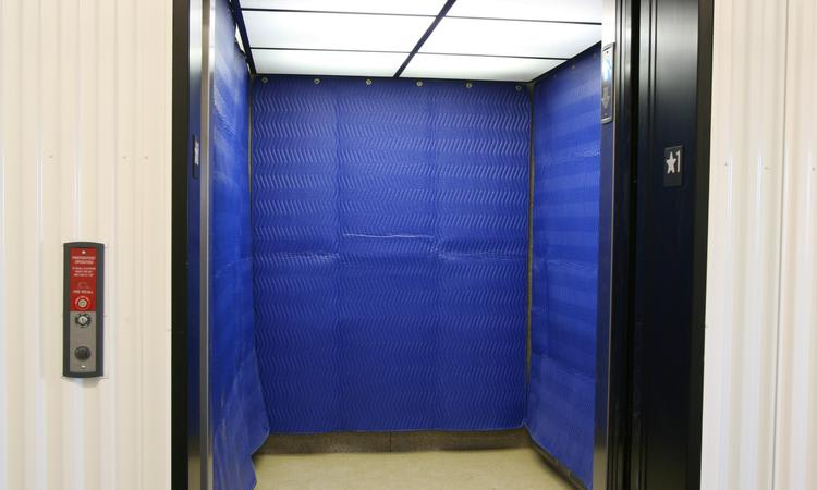 Air conditioned storage at Towne Storage in St George, UT