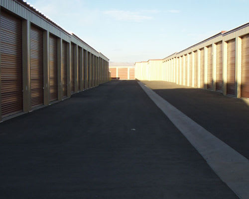 Units for self storage at Towne Storage