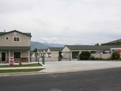 Riverton, Utah storage facility front office