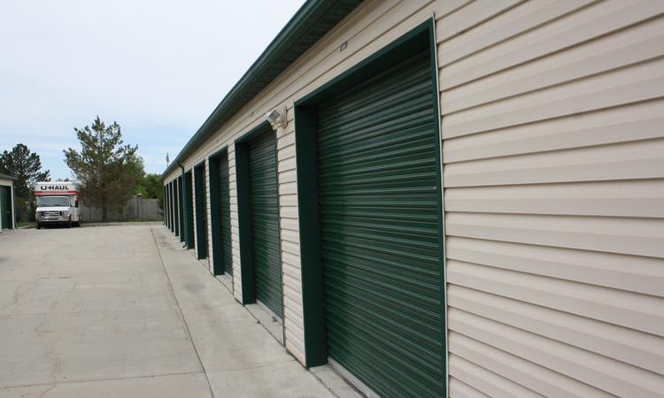 Self Storage Units Riverton Ut Near Herriman Towne Storage