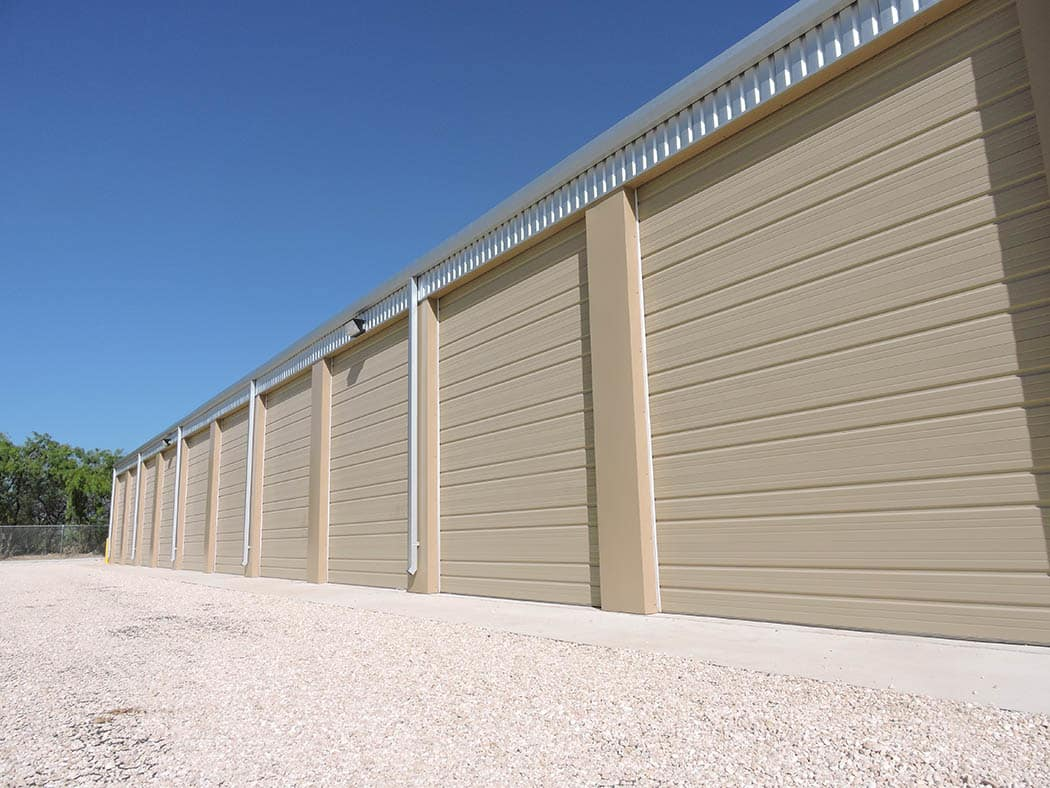 Find the perfect sized unit at Grissom Road Self Storage!
