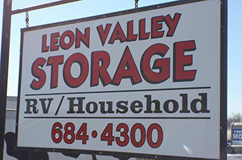 Leon Valley Storage