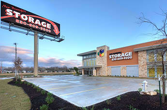 New Braunfels Storage, New Braunfels, TX