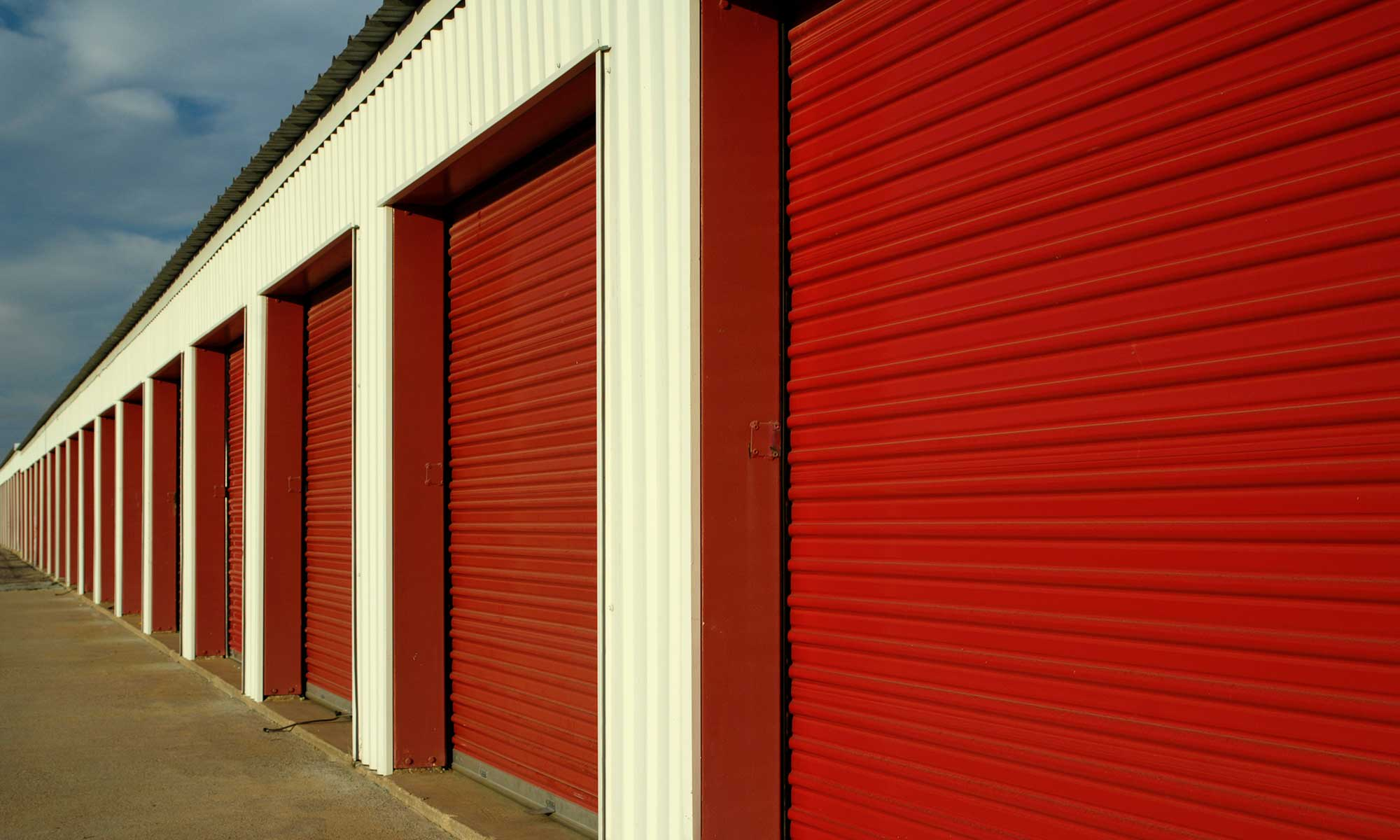 Self storage in Laredo TX