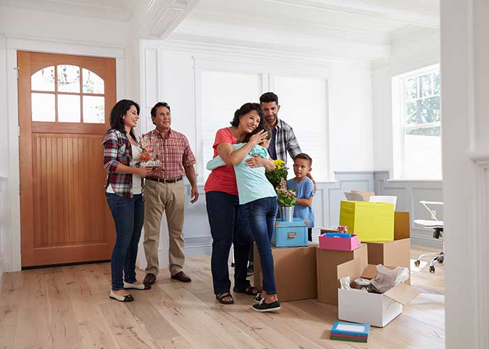 Quail Creek Self Storage can making moving a happy experience.