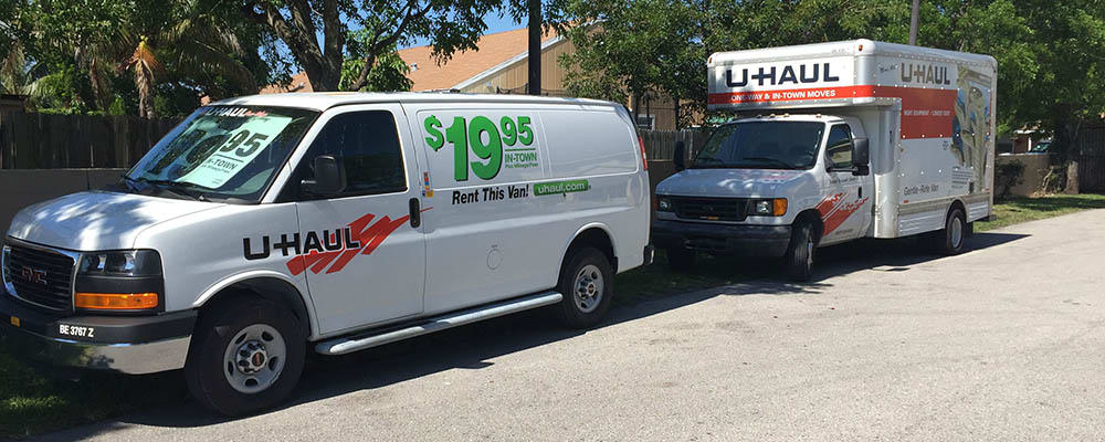 Learn more about our moving truck at Storage Express