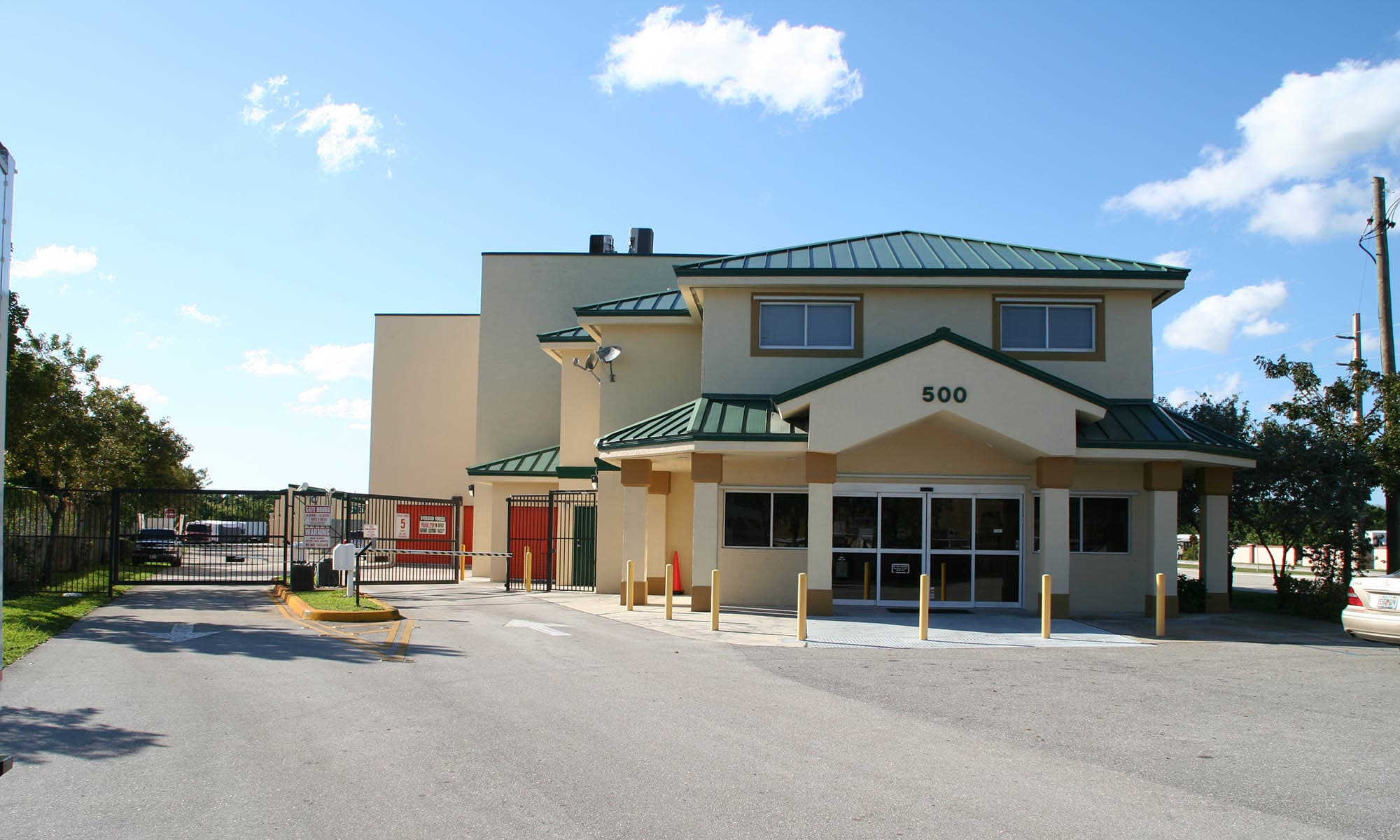 Self Storage In Pompano Beach FL
