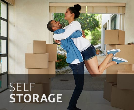 self storage at Hide-Away Storage