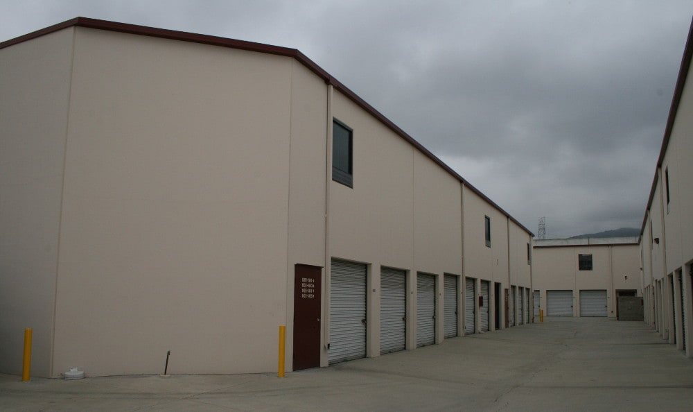 San Dimas Lock-Up Self Storage has gated, drive up access.