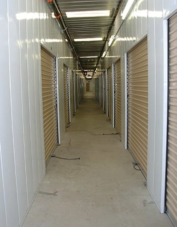 Moving in specials for North Ranch Self Storage.