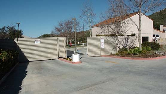 Many storage feature when you rent a unit with North Ranch Self Storage