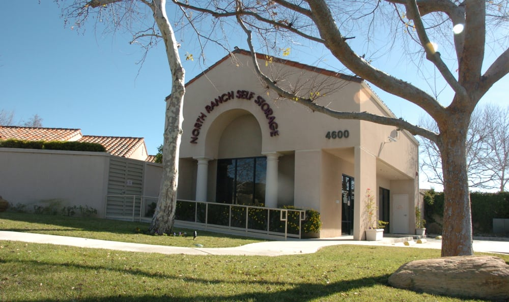 North Ranch Self Storage is conveniently located in Westlake Village.