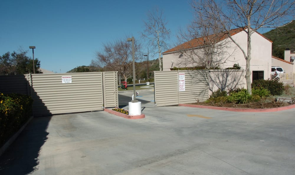 North Ranch Self Storage has variety of packing supplies available.