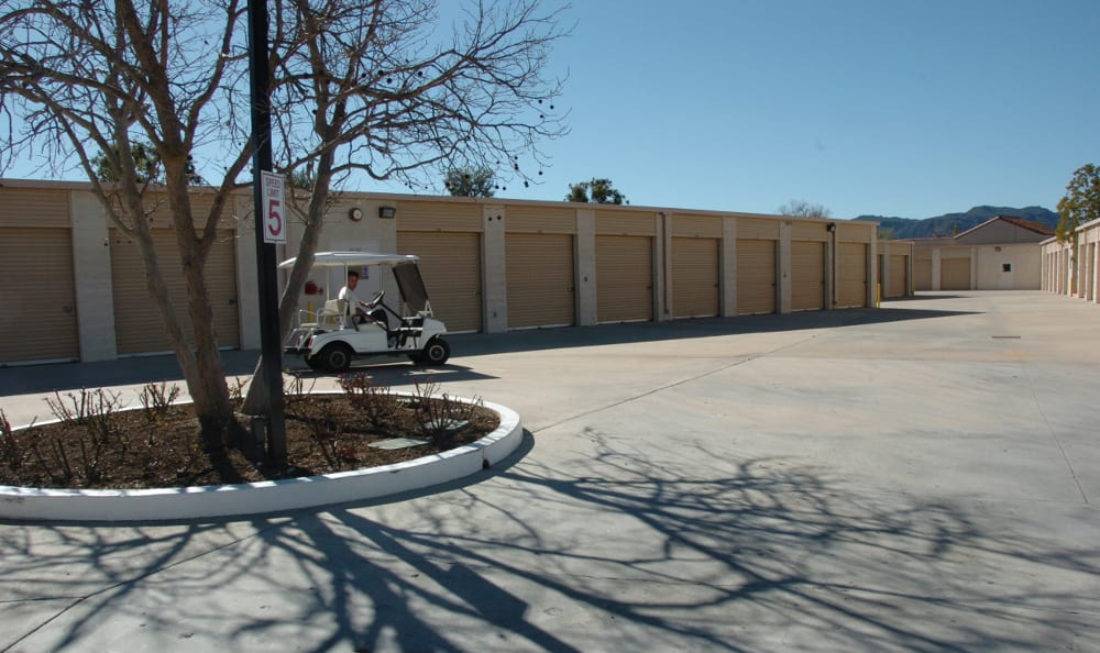 You will find a storage option to fit your needs at the self storage facility in Westlake Village, CA