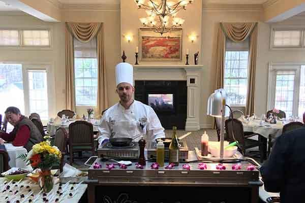 Chef at Waltonwood location