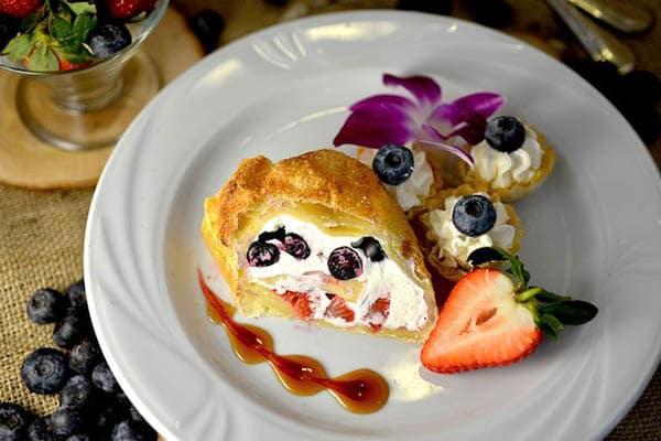 Many dessert options at Waltonwood