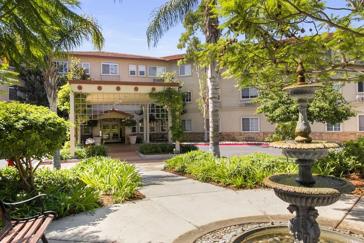 Senior living in Oceanside, CA