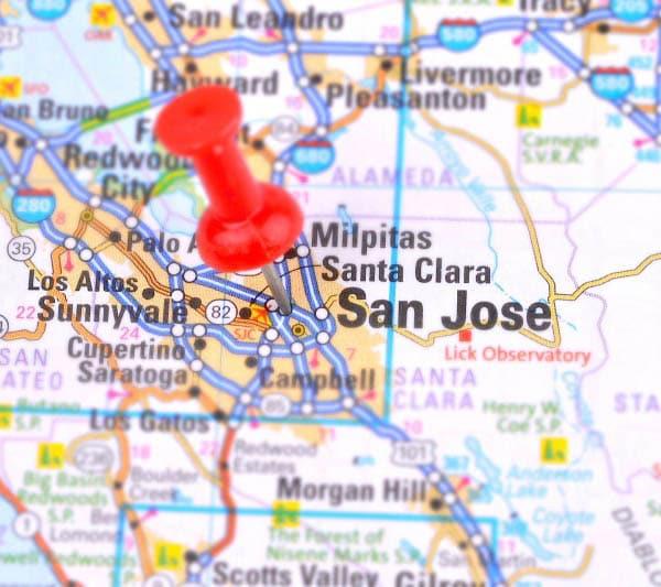 Senior living in San Jose