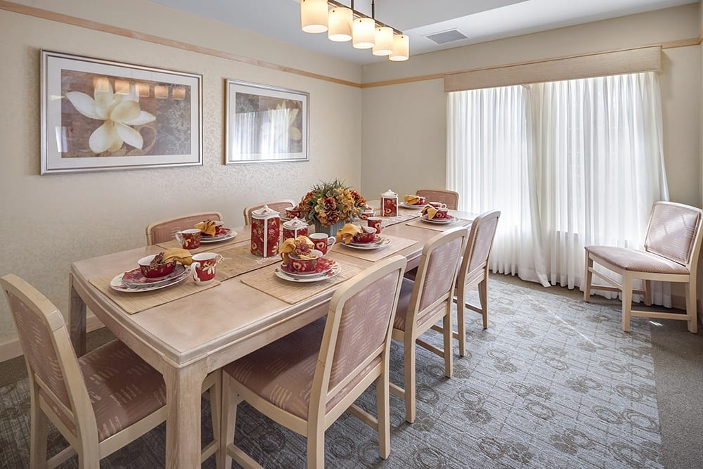 Learn more about pricing at Merrill Gardens at Willow Glen