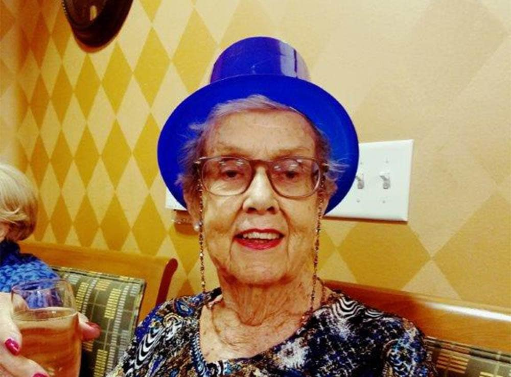 Residents Celebrate New Years Eve at Merrill Gardens at Green Valley Ranch