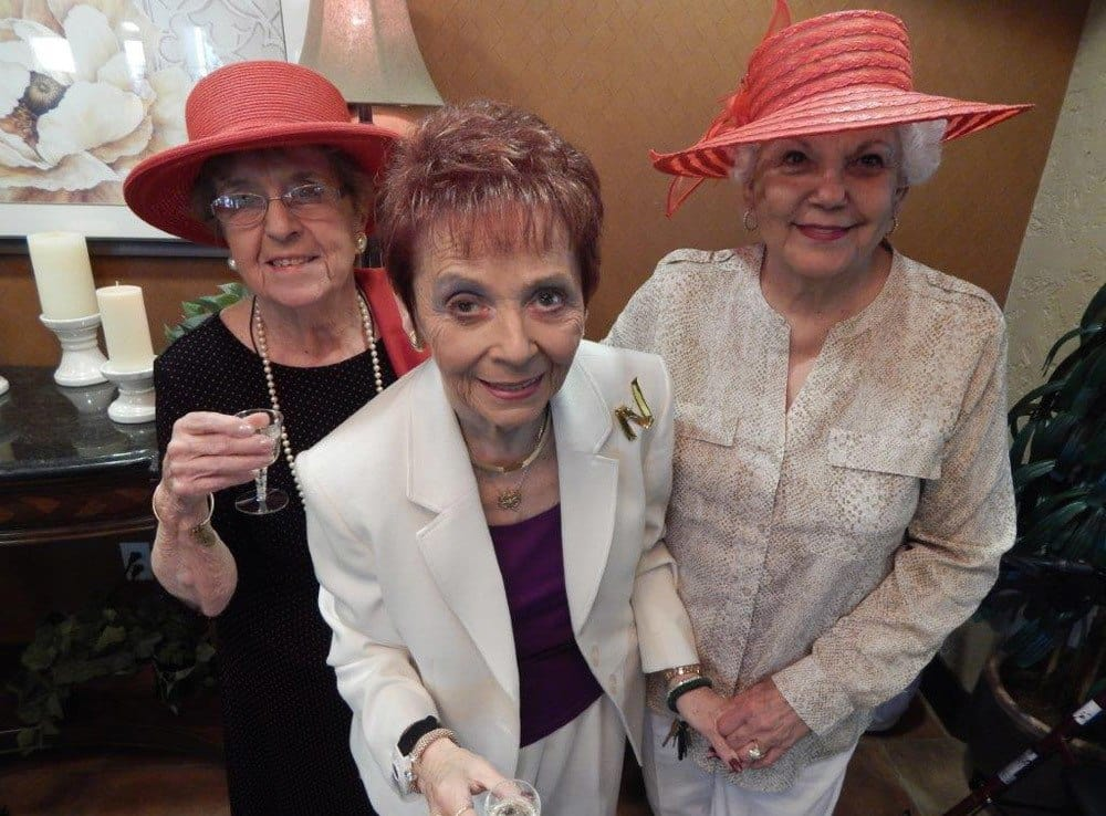 Three Ladies at Merrill Gardens at Green Valley Ranch