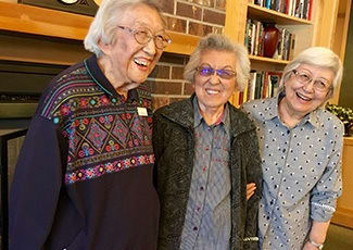 Meet new friends at Renton senior living