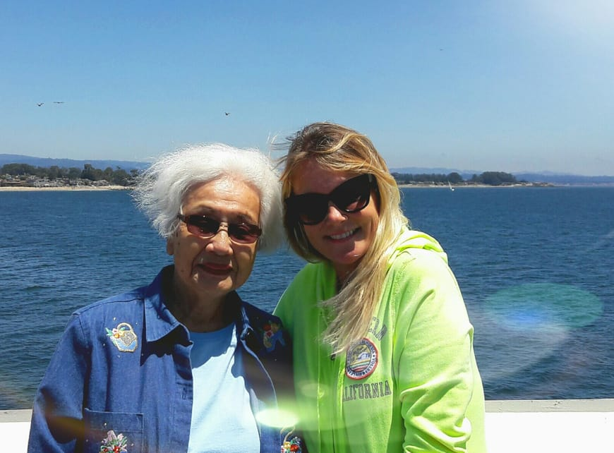 The staff at Merrill Gardens at Campbell loves going on adventures with the residents!