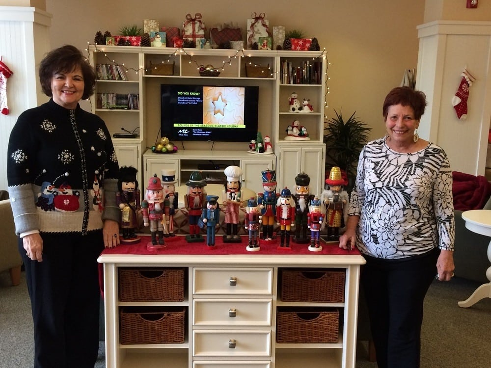 Holiday activities at Merrill Gardens at Lafayette