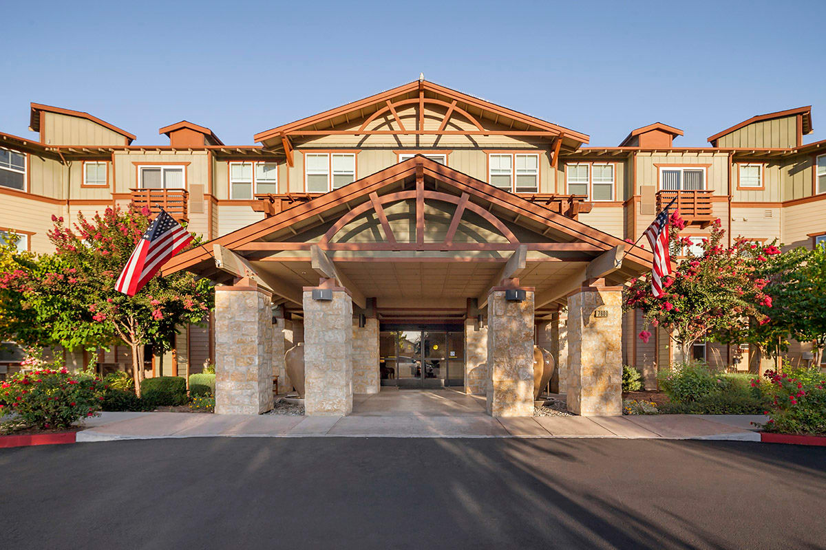 Senior Living in Gilroy, CA | Merrill Gardens at Gilroy