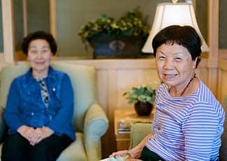 Meet new friends at Gilroy senior living