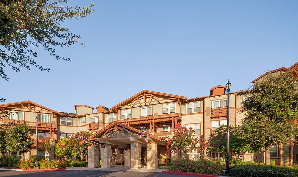 Learn more about assisted living at Merrill Gardens at Gilroy