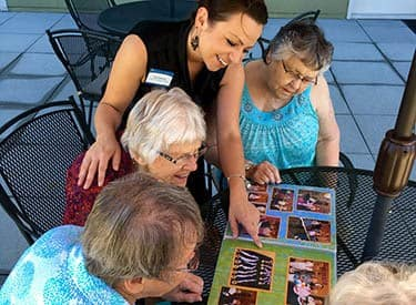 Create your memories at Seattle senior living