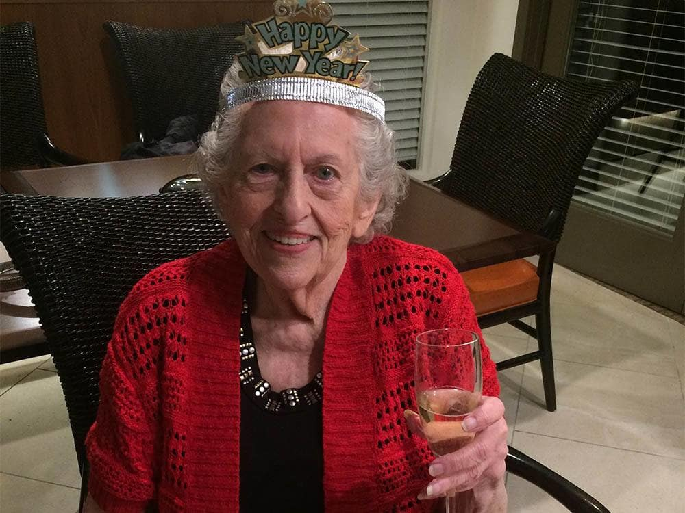 New Years Celebration at The Patrician, A Merrill Gardens Community