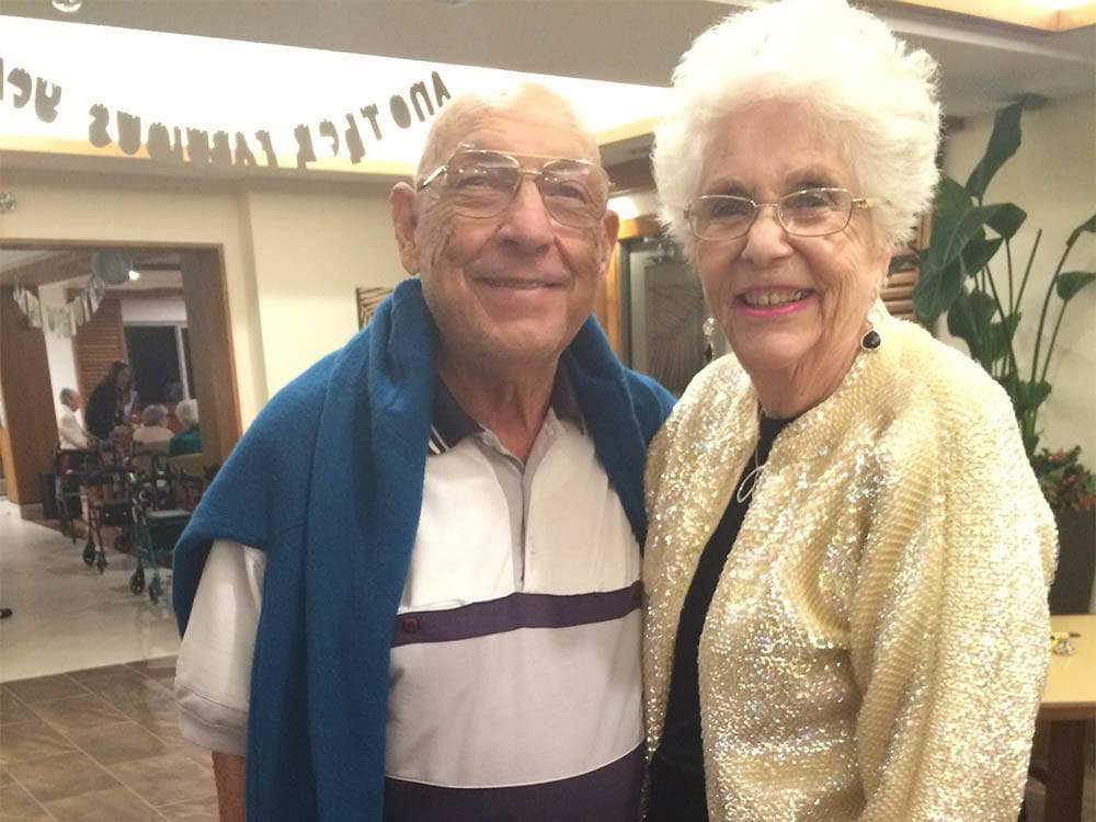 New Years Celebration at The Patrician, A Merrill Gardens Community in San Diego