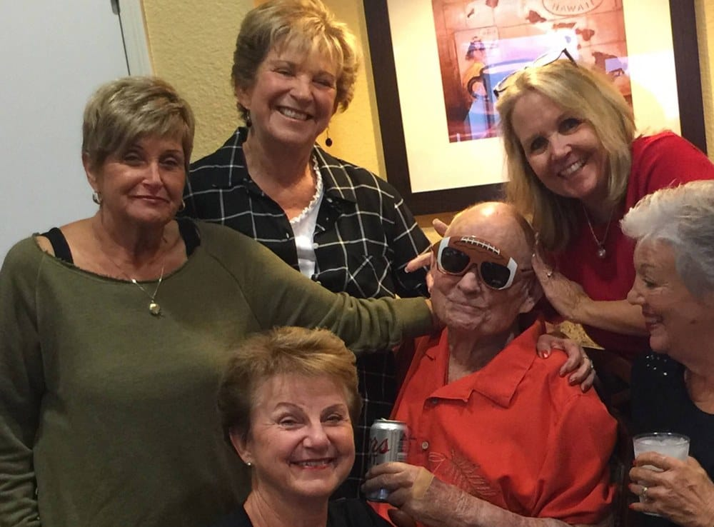 Friends and Family at The Pines, A Merrill Gardens Community in Rocklin