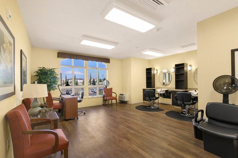Salon at The Pines, A Merrill Gardens Community in Rocklin, CA