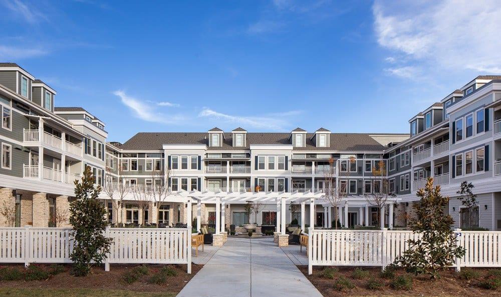 View of senior living in GA