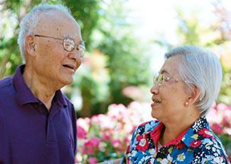 Meet new friends at Burien senior living