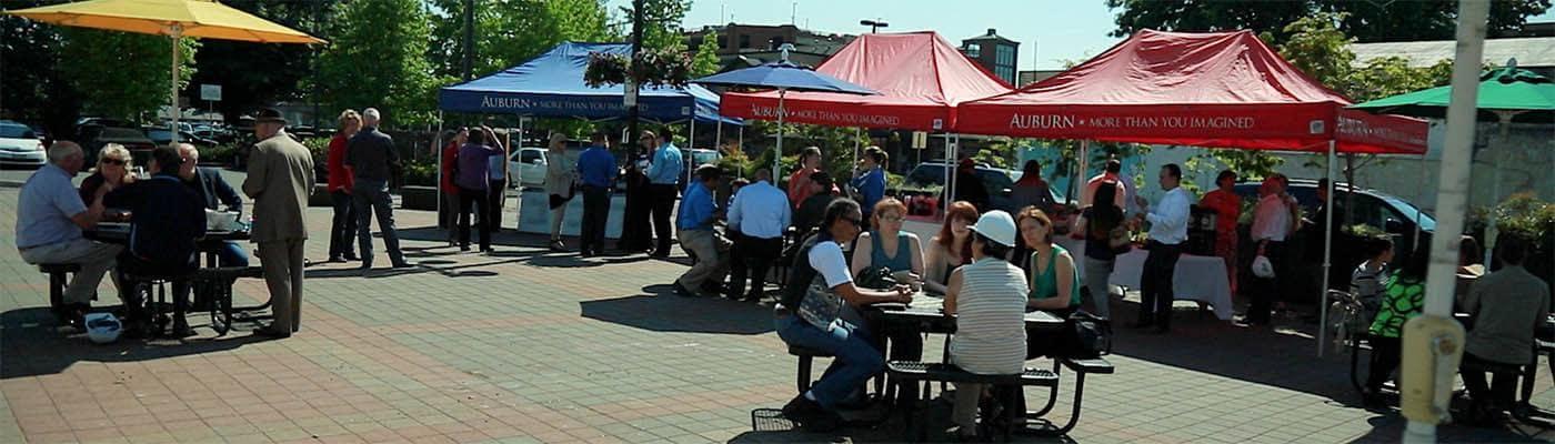 Fantastic neighborhood activities at at senior living in Auburn