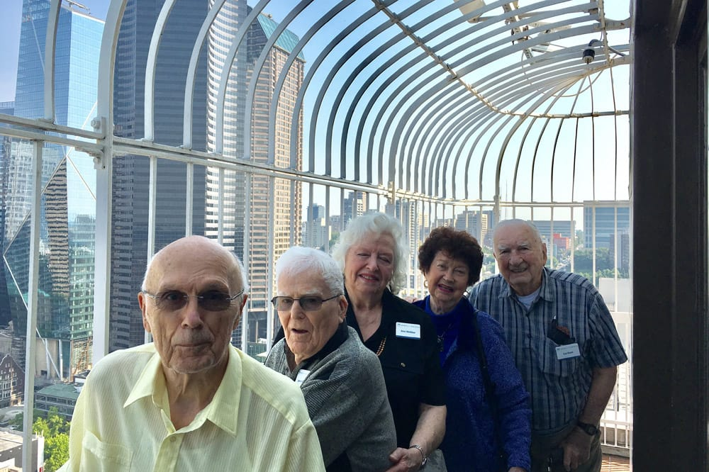 Group outing for residents at Auburn