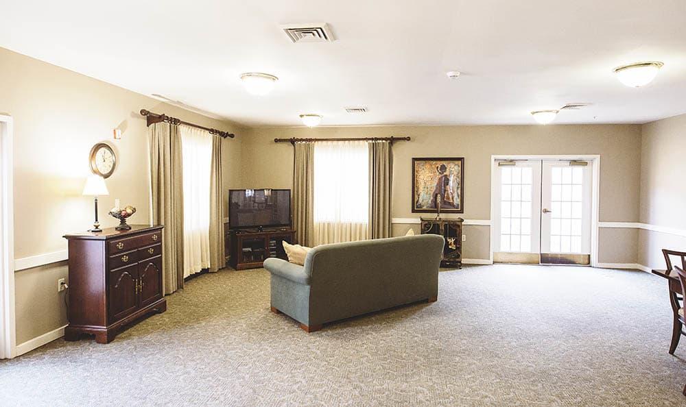 senior living spaces in Pensacola FL