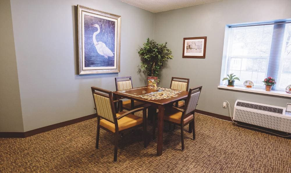 Enjoy our amenities  at Broadview Assisted Living at Tallahassee