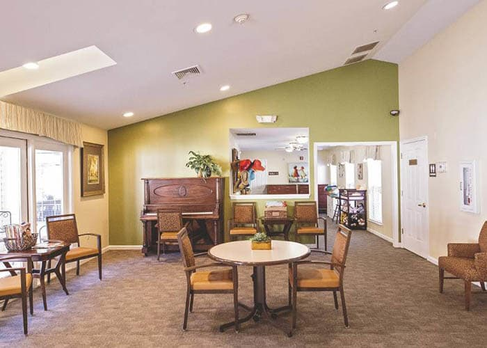 interior of Tallahassee Memory Care