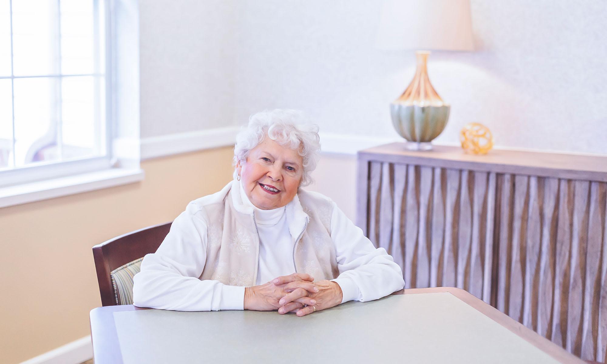 Senior living in Bridgeville, PA
