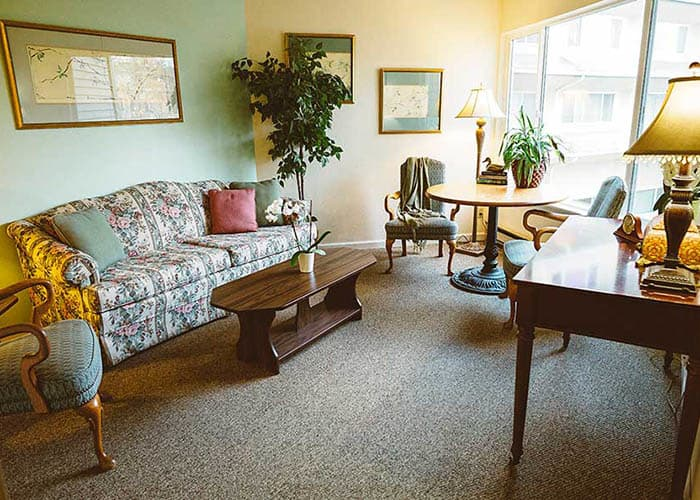 Private living at The Village Senior Living